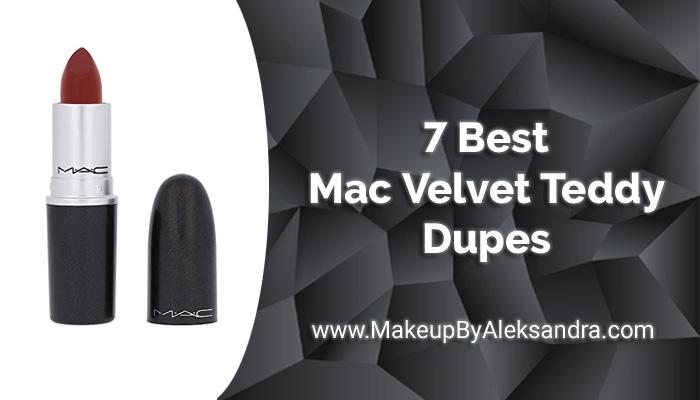 Mac-Velvet-Teddy-Dupes
